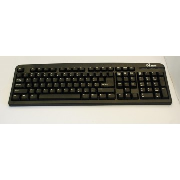Qrush 104Keys Keyboard with USB Cable