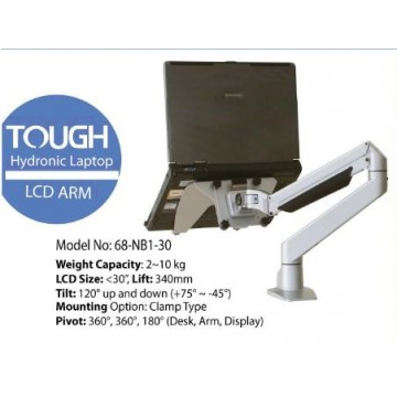 Hydronic Laptop LCD Arm